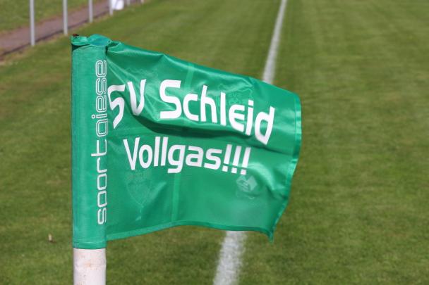 SV Schleid Eckfahne