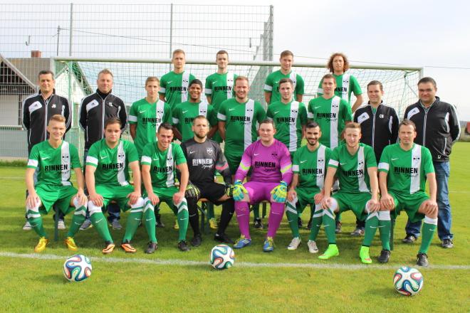 SV Schleid 2014/2015