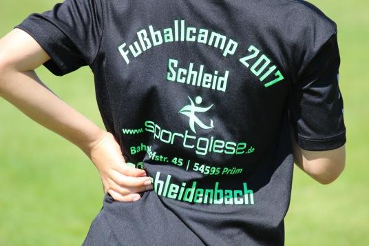 Jugendcamp 2017 in Schleid - JSG Schleidenbach