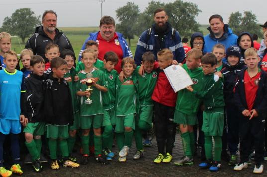 JSG Schleidenbach - VG-Pokalsieger