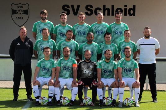 SV-Schleid 2. Mannschaft 18/19